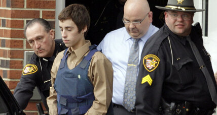 T.J. Lane charged as juvenile in Ohio school shooting