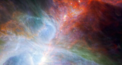 Orion Nebula shows us how stars are born (+video)