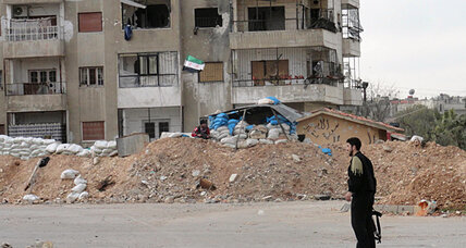 Is Assad scared of a war crimes trial? Assault on Homs suggests not.