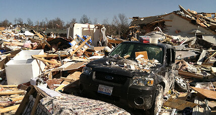 Tornado's aftermath: Illinois city is stunned … and roused to action
