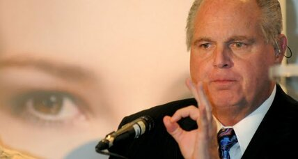 "Rush Limbaugh receives suspicious package from ""apologetic"" fan"