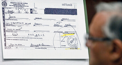 Sheriff Joe Arpaio needles Obama: Birth certificate a forgery