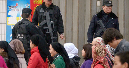 In China, reporting on Tibetan and Uighur unrest is nearly impossible
