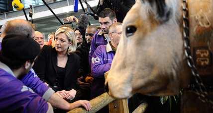 The politics of meat and Muslims in election-year France