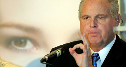 Has Rush Limbaugh finally gone too far?