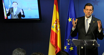 EU leaders sign treaty to enforce fiscal discipline as Spain rebels