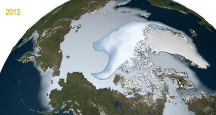 Ice, ice baby: Old arctic ice disappearing faster than younger thin ice