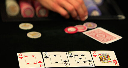 Iran debate: If Obama doesn't bluff, he's not a good poker player