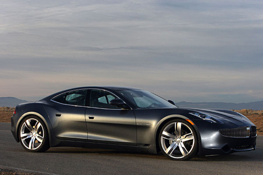 Justin Bieber Birthday He Got A Fisker Karma Electric Car Should