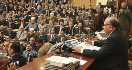 Egypt's constitution: How 5 stakeholders would shape the document