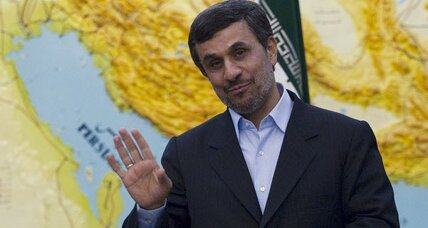 Iran elections: Ahmadinejad reduced to lame duck