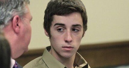 Calm and subdued, Ohio school shooting suspect faces judge