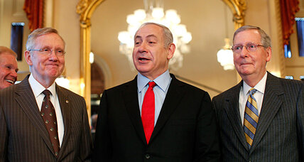 Benjamin Netanyahu goes to Congress, saying patience with Iran wears thin