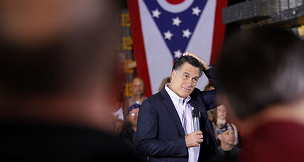 In Ohio suburbs, a reluctant vote of confidence for Mitt Romney