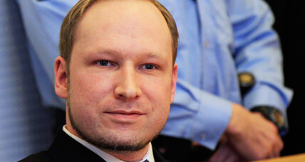 No prison: Norway indicts 'insane' Breivik for terror, murder