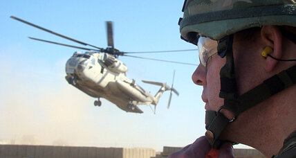Six UK soldiers believed killed in Afghanistan blast