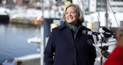 Chellie Pingree, Maine Rep., decides against Senate bid