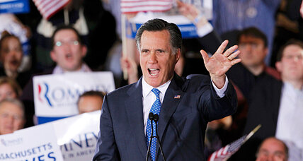 A share-the-wealth Super Tuesday means no rest for front-runner Romney