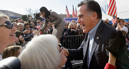 'It's the economy, stupid.' Can Mitt Romney woo South with that pitch?