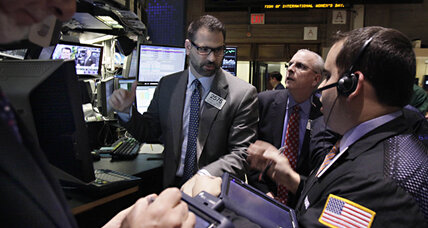 Stocks rise as Greece nears debt swap deal