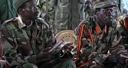 When Joseph Kony almost came in from the cold: Juba peace talks (+video)