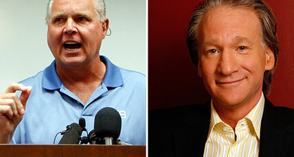 Rush Limbaugh vs. Bill Maher: Which one's words were worse?