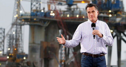 Romney dons jeans, turns to evangelical south