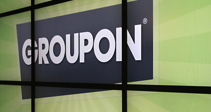 The problem with Groupon
