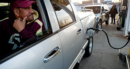 Gas prices: How much will they hurt the economy? (+video)