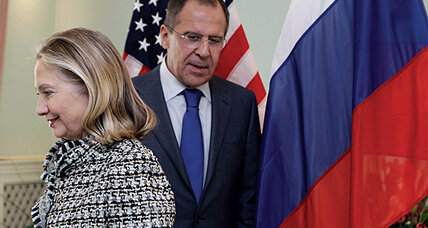 A cold-war chill? US-Russia relations falter over Libya and Syria.