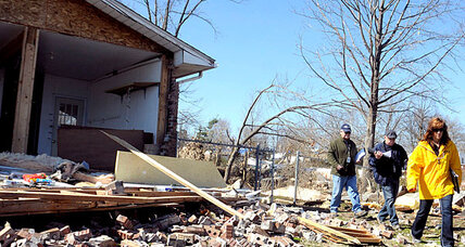 Warm spring, more tornadoes? Meteorologists raise red flags.