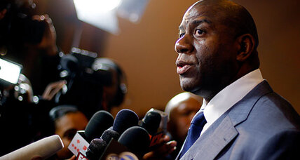 Magic Johnson film: how views of HIV have changed since 'The Announcement'
