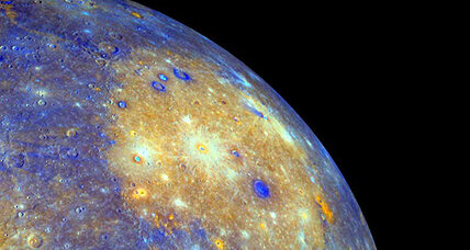 Mercury: Unusual insides and active history
