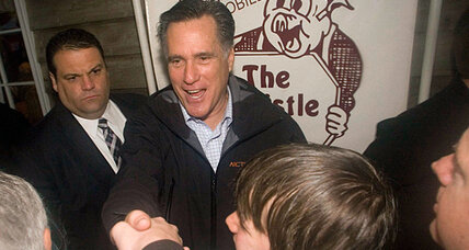 A Southern victory for Mitt Romney? Tuesday could be the charm.