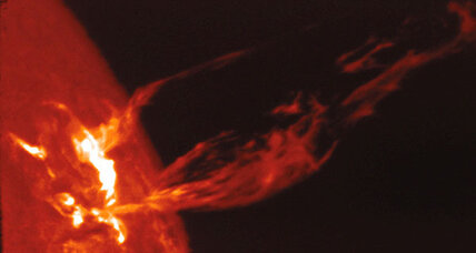 Why are there so many solar flares these days? (+video)