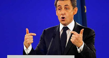 Sarkozy pledges to 'save European way of life'