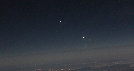 Jupiter and Venus to dance together this week