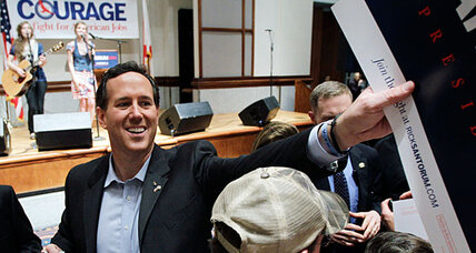 A Mitt Romney-Rick Santorum ticket? Don't rule it out.