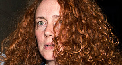 News of the World's Rebekah Brooks arrested with husband