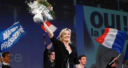 France's far-right presidential hopeful Le Pen clears crucial election hurdle