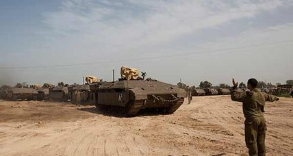 Israel-Gaza truce ends worst fighting since 2009 war. Did Iran have a role? (+video)