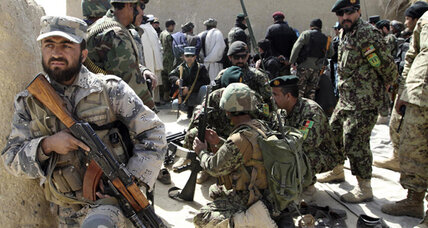 Taliban fire on Afghan president's brothers at shooting memorial service