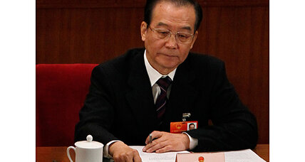 China PM Wen Jiabao says political reform 'urgent'