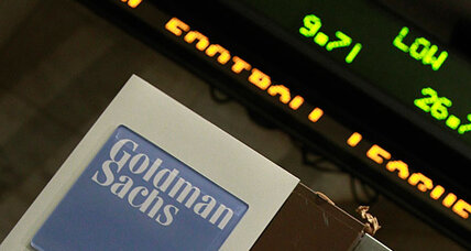 Goldman Sachs culture 'toxic'? Letter confirms suspicions about Wall Street.