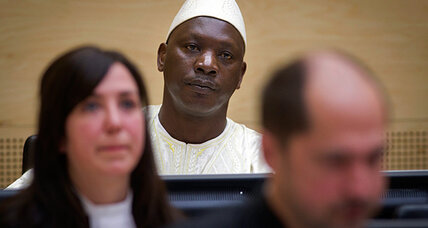 Hague court issues its first guilty verdict against Congo warlord Lubanga