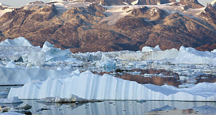 Greenland's ice sheet: Climate change outlook gets a little more dire