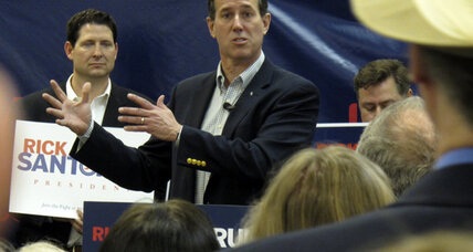 Romney vs. Santorum: Why it's not a replay of Obama vs. Clinton