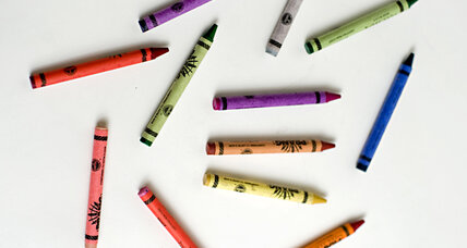 Get the most out of your crayons