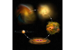 How does star-making start? For first time, scientists might get a ...