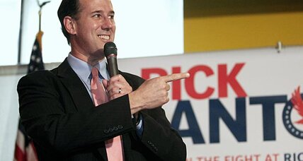 Why Rick Santorum might not benefit from a Newt Gingrich exit (+video)